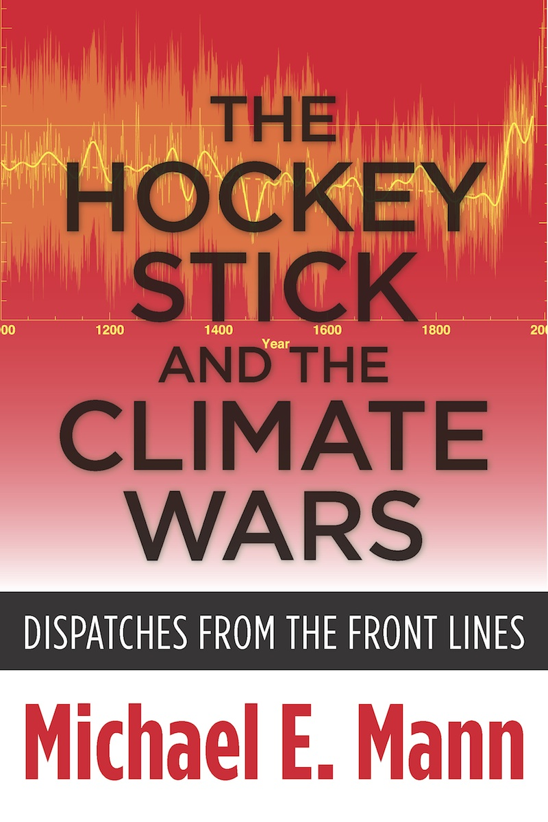 The Hockey Stick book cover