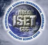 NOAA ISET logo