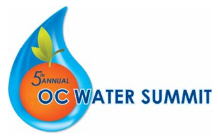 Orange County Water Summit logo