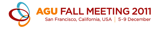 AGU fall meeting 2011 logo