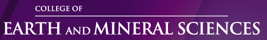 College of Earth and Mineral Sciences Logo